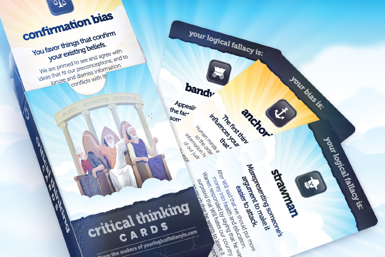 Deck of Critical Thinking Cards